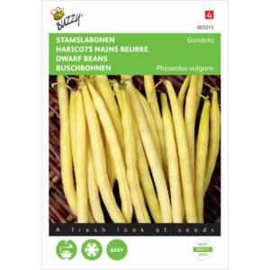 Bonen zaden kopen, Gondola gele bonen boterbonen (stamslaboon) | Moestuinland