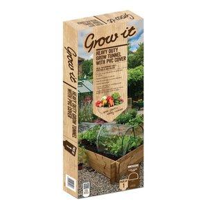 verpakking van grow it kweektunnel - moestuinland.nl