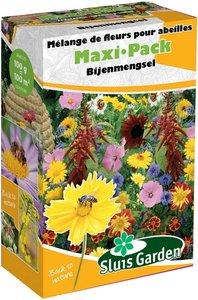 Bijenmengsel, bloemenmengsel Maxi pack, bijenlokker | Moestuinland