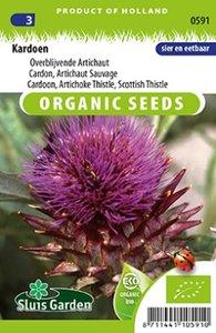 Biologische kardoen zaden kopen, overblijvende | Moestuinland