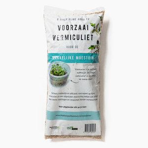 Vermiculiet kopen, voorzaai vermiculite 6 liter   Moestuinland