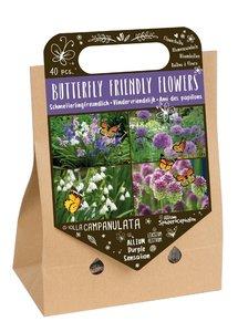 Vlindervriendelijke bloembollen kopen, Vlinders bollen pick-up tas mix (Najaar) | Moestuinland