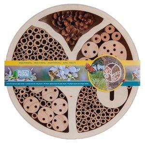 Insectenhotel kopen, Rond Buzzy@Home | Moestuinland