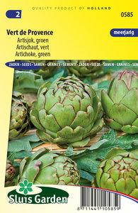 Artisjok zaden kopen   Moestuinland   Green Globe