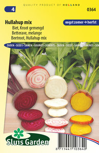 Bieten zaden kopen, Hullahup mix mengsel | Moestuinland