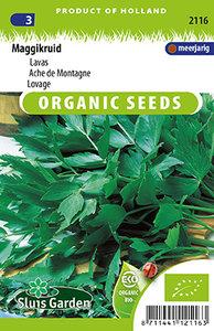biologische maggikruid zaden kopen, Lavas | Moestuinland