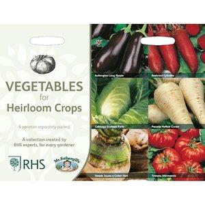 Vergeten groenten zaden kopen, Collectie van 6 | Moestuinland