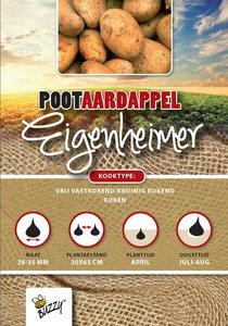 Eigenheimer pootaardappel kopen, Aardappelen | Moestuinland