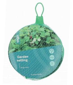 Tuinnet kopen, SOGO (4x5 meter) vogelnet tuin net | Moestuinland