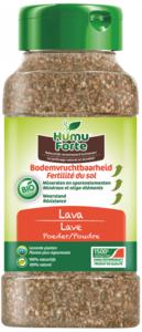 lavameel is een bron van magnesium en silicium