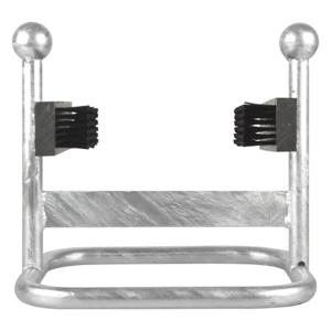Schoenschraper kopen bestellen, Met borstel gegalvaniseerd staal | Moestuinland