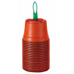 Plastic potjes kweekpotjes kopen, 9 centimeter rond | Moestuinland