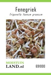 fenegriek zaden voor spruitgroente kopen bij moestuinland
