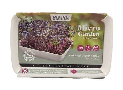 Micro Garden, Radijs kweekschaal | Moestuinland