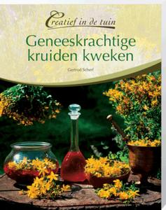 Geneeskrachtige kruiden kweken, G. Scherf | Moestuinland