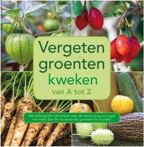 vergeten groenten kweken, van a tot z   Moestuinland
