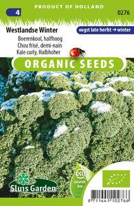 zaden voor biologische boerenkool westlandse - Moestuinland