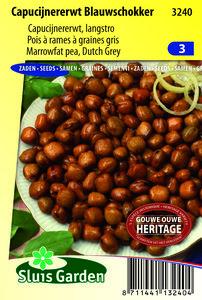 zaden voor capucijners kopen - Moestuinland