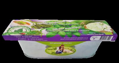 zaaiset voor biologische basilicum en bieslook - Moestuinland