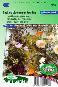 Zaden voor Bloemen en Kruiden - Moestuinland