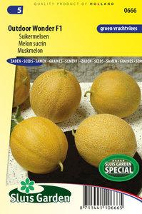 Meloen Zaden kopen, Outdoor Wonder | Moestuinland