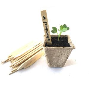 Plantlabels, set van 25