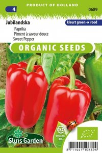 biologische zaden kopen voor paprika - moestuinland