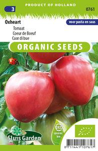 biologische tomaat zaden kopen, oxheart | moestuinland