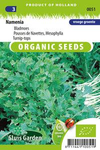 Biologische bladmoes zaden kopen, Namenia (BIO) | Moestuinland