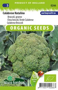 Biologische Broccoli zaden kopen, Calabrese Natalino | Moestuinland