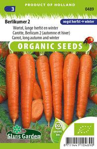 zaden kopen voor biologische wortels - moestuinland
