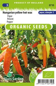 biologische peper zaden kopen - moestuinland