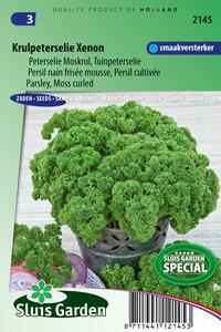 Krulpeterselie zaden kopen, xenon moskrul tuinpeterselie | Moestuinland