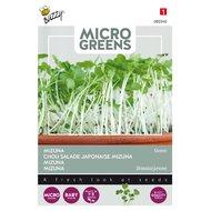 Mizuna Zaden Kopen, Micro Greens (Groen) | Moestuinland