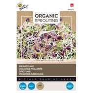 Pikante Mix Zaden Kopen, Organic Sprouting keimgroente| Moestuinland