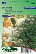 Zaden voor dille bouquet - Moestuinland