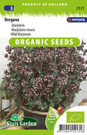 Zaden voor biologische oregano - Moestuinland