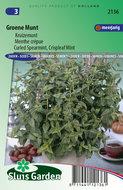 Zaden voor groene munt - Moestuinland