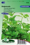 Zaden voor bladpeterselie - Moestuinland