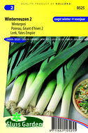 Prei zaden kopen moestuin | Moestuinland
