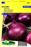 zaden kopen voor rode zaai-uien - moestuinland