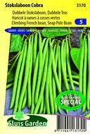 dubbele stokslabonen zaden kopen | Moestuinland