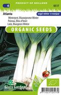 Biologische prei zaden kopen moestuin | Moestuinland