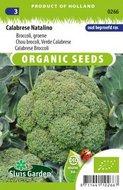 Biologische broccoli zaden kopen - Moestuinland