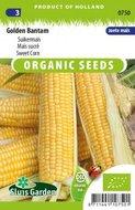 Biologische suikermais zaden kopen | Maïs zaden moestuin