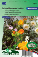 Eetbare Bloemen en kruiden mengsel zaden kopen | Moestuinland