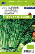 Biologische Snij Selderij zaden kopen, Westlandse | Moestuinland
