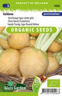 biologische herfstraap zaden kopen - moestuinland