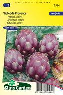 Artisjok zaden kopen, violet paars Provence | Moestuinland